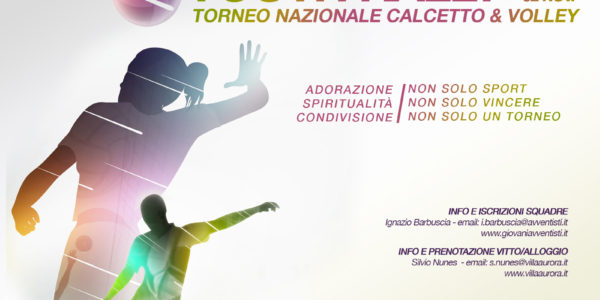 Youth Rally Nazionale + Torneo Calcetto E Volley 2014