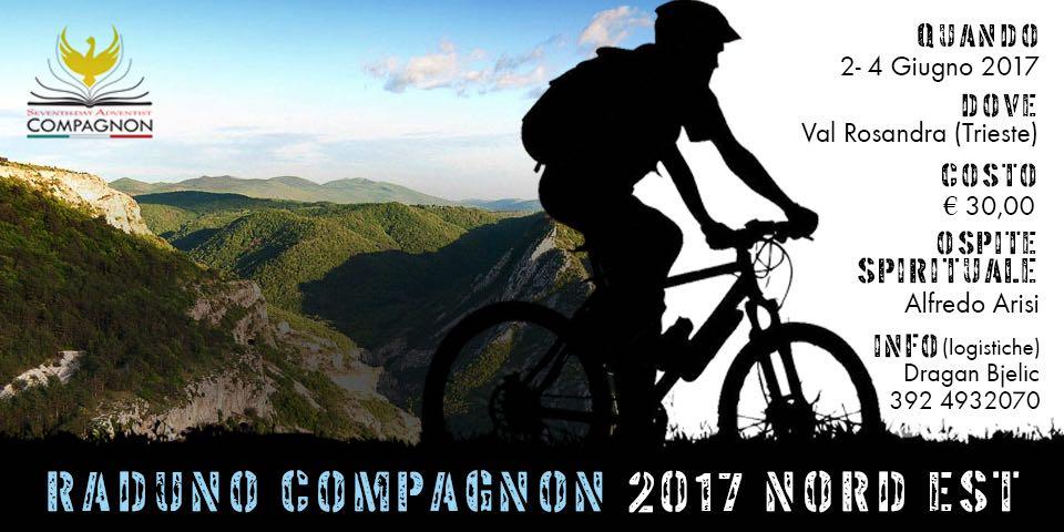 Raduno Compagnon Friuli-Venezia Giulia – 2/4 Giugno 2017