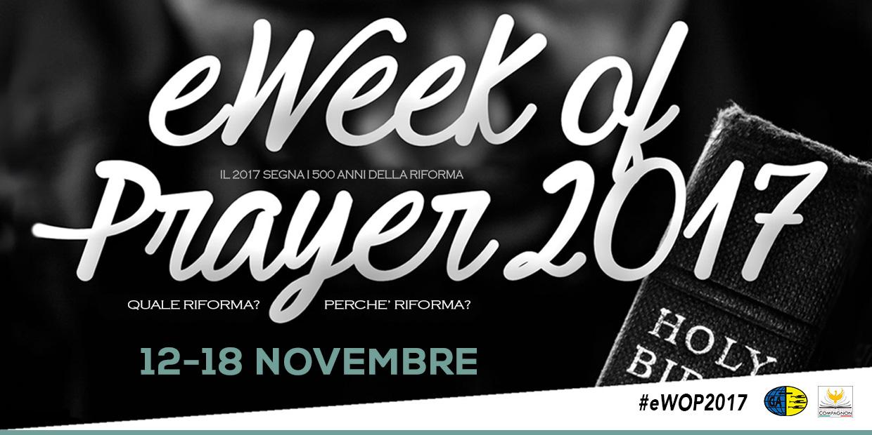 EWOP 2017 – Settimana Di Preghiera Social Per GA E Compagnon