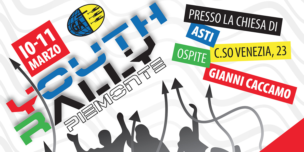 Youth Rally GA Piemonte + VII Torneo Futsal
