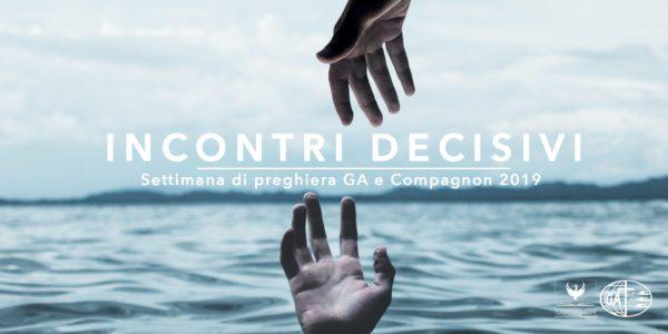 Settimana Di Preghiera GA E Compagnon 2019