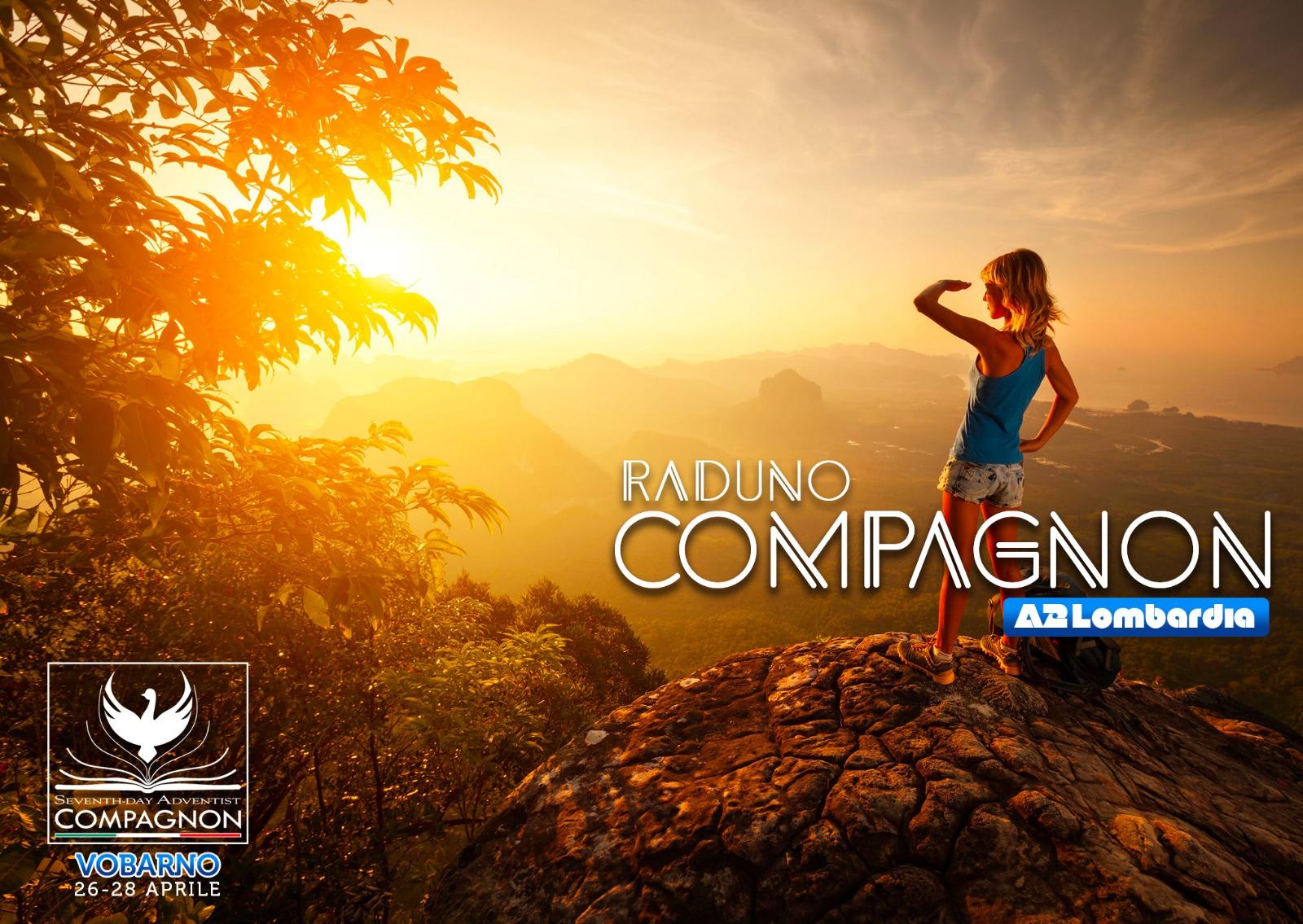 Raduno Compagnon Area 1-2-3 2019