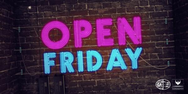 OPEN FRIDAY – GA&Compagnon